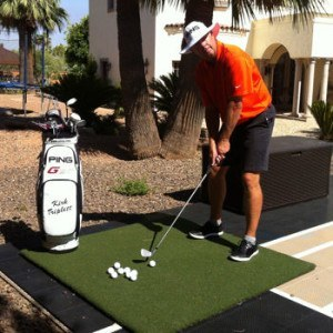 Country Club Elite Real Feel Golf Mat