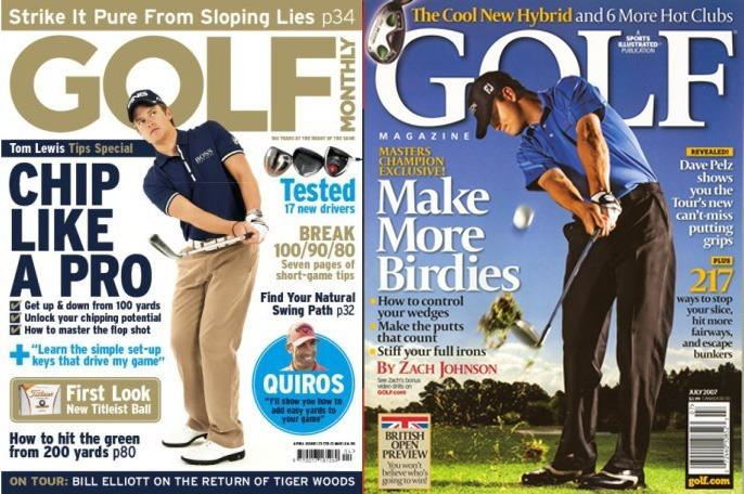keep golf simple