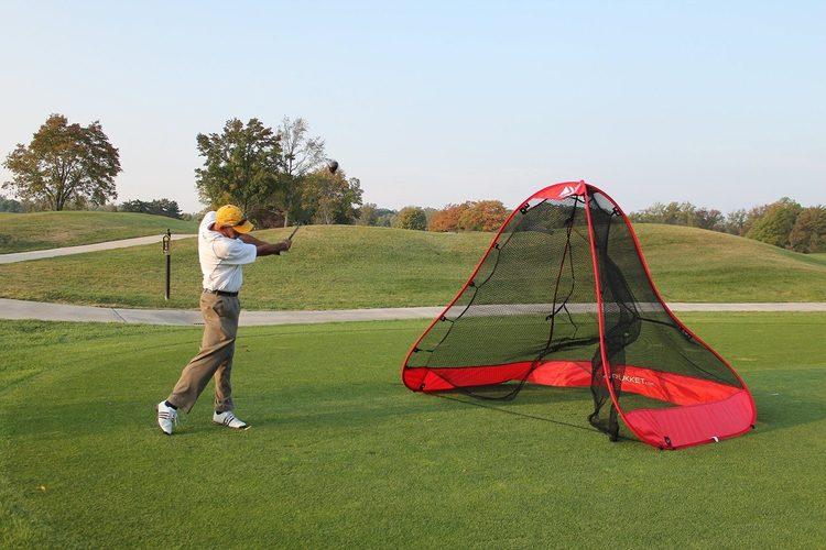 RukkNet Pop-Up Golf Practice Net