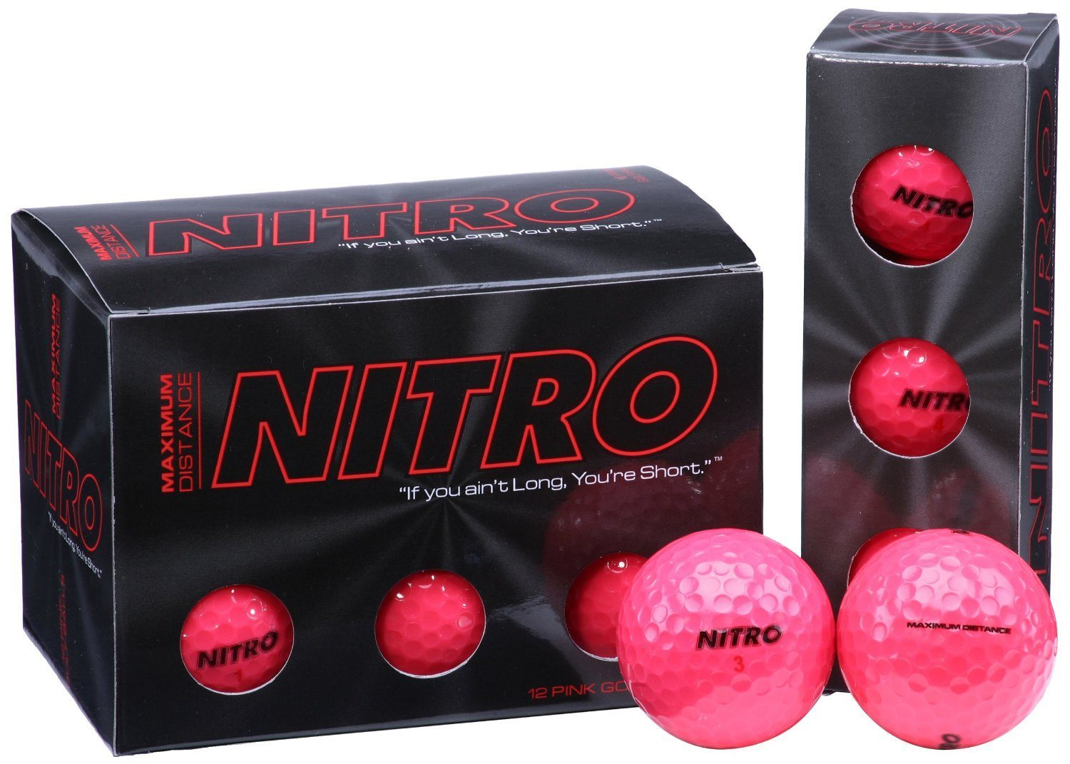 cheap golf balls review