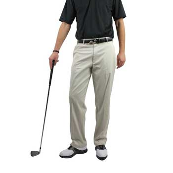 Palm Springs Golf Men's Dryfit Flat Front Pant