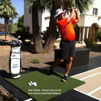 Best Golf Hitting Mats
