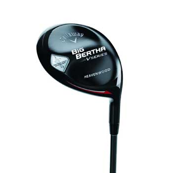 Callaway Big Bertha V Series Heavenwood