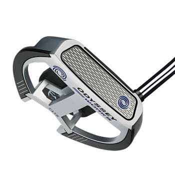 Odyssey Works Tank Versa 2 Ball Fang Putter