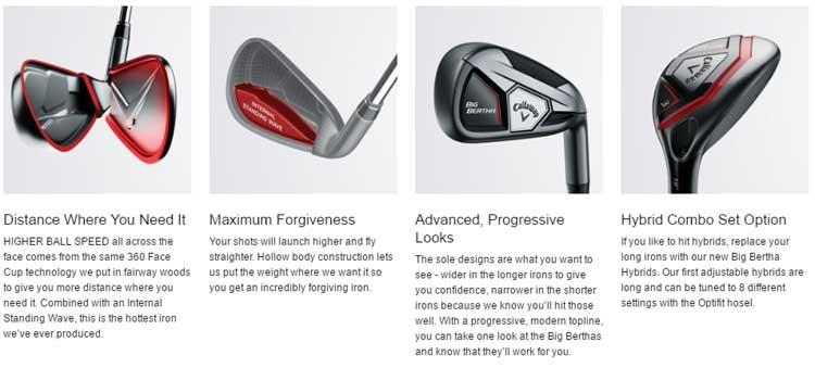 best golf irons for beginners