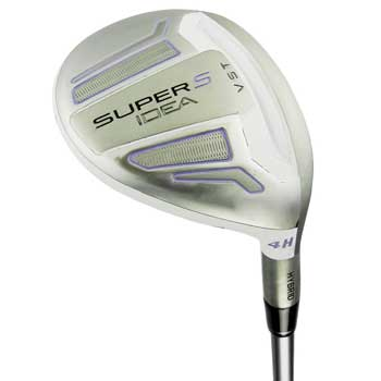 Adams Golf Super S Hybrid Golf Club