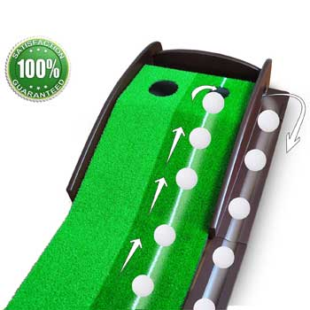 Putting Aid Golf Indoor Putting Mat