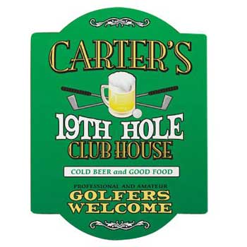 personalized-19th-hole-golf-sign
