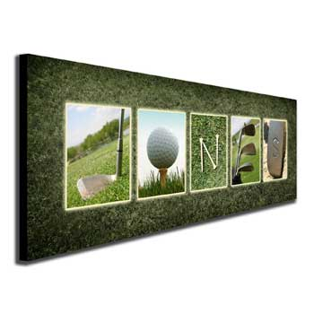 personalized-golf-name-art