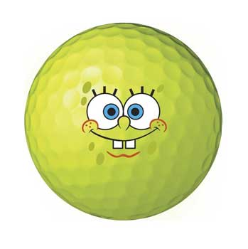 spongebob-squarepants-golf-balls