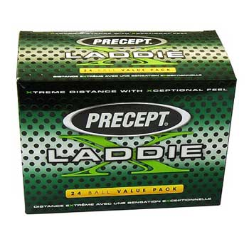precept-laddie-x-golf-balls