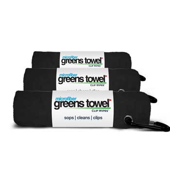 Greens-Towel-Microfiber-Golf-Towel