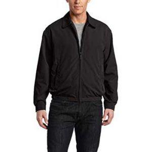 London-Fog-Men's-Zip-Front-Golf-Jacket