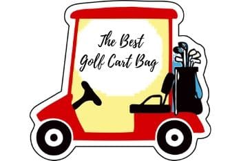 Best Golf Cart Bag cartoon style