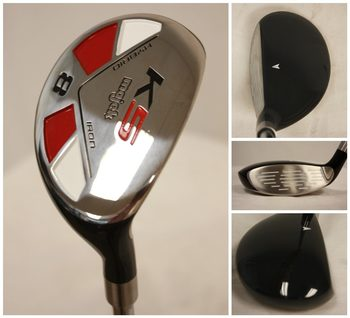 Majek Golf All Hybrid Full Set