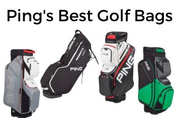 best ping golf bags