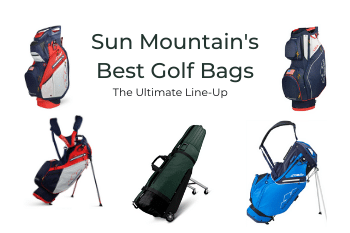 best sun mountain golf bags review