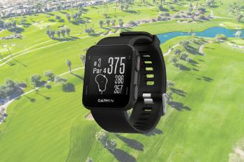 Garmin Approach S10 - Golf GPS Watch Review