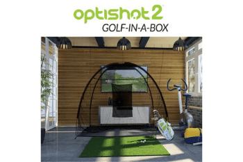 Optishot 2 Golf Simulation