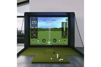 SkyTrak Golf Simulator Package