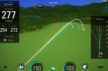 Skytrak golf review