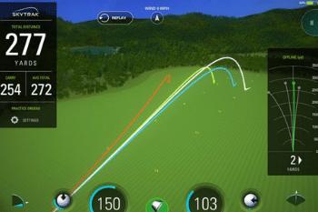 Skytrak golf review