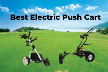 Best Electric Push Cart